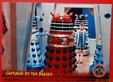 DR WHO AND THE DALEKS - Card #11 - Captured by the Daleks - Unstoppable 2014