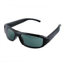 HD Camcorder Glasses Spy Video Camera Surveillance Sunglasses Security Black