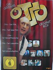 Die große Otto Walkes Gesamt Box 5 Film Sammlung - Liebesfilm, Außerfriesische