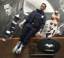 JOHN BLAKE HOT TOYS 1/6 SCALE FIGURE -BATMAN THE DARK KNIGHT RISES (FROM SET)