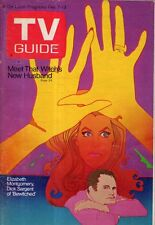1970 TV Guide February 7 - Bewitched; Marijuana; Brady Bunch -Florence Henderson