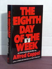 1st, signed by author, The Eighth Day of the Week by Alfred Coppel (1994)