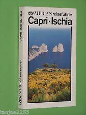Capri Ischia - dtv Merian Reiseführer - 1990 TB (54)