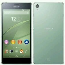 Sony Xperia Z3 20.7Mp camera 16Gb Inbuilt 2.5ghz Quadcore - Mint green!