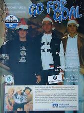 Programm 2004/05 SC Paderborn 07 - KFC Uerdingen