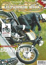 BSA A65LC Lightning Norton 650SS Matchless G12CSR T120 Bonneville Honda CBX1000Z