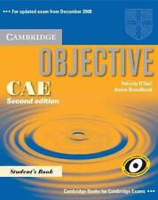 O'Dell, Felicity - Objective CAE Student's Book