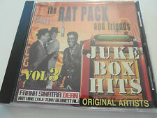 The Rat Pack & Friends - Juke Box Hits / Volume 3 (CD Album) Used Very Good