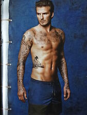 Bryan Cranston Breaking Bad - Telegraph magazine May 2014 David Beckham