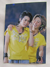 Arashi 2007 Summer Time Live Matsumoto Jun Aiba Masaki Official LE Shop Photo 2