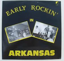 EARLY ROCKIN' IN ARKANSAS Rockabilly vinyl LP White Label WLP 8947 rare MINT!