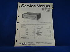 Technics ST-7300 Service Manual