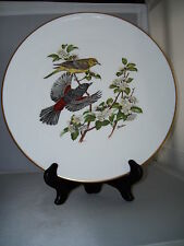 "Boehm Orchard Orioles Woodland Birds Of America 10.5"" Collectors Bird Plate"