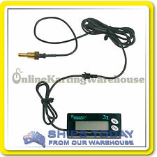 GO KART WATER TEMPERATURE GAUGE DIGITAL H2O TEMP Unit 0-150 Degrees C from Italy