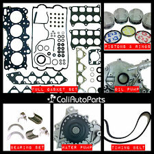 99-00 Honda Civic Si1.6L  1.6L V-Tec B16A2 DOHC 16V MASTER OVERHAUL ENGINE KIT