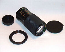 Sears #830825828 1:40 f=80-200mm Pentax K PK Mount SLR 35mm Camera Lens