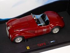 1/18 HotWheels ELITE Ferrari 125 S in red