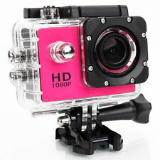 Full HD 720P Camera Underwater 30M Waterproof Sports Helmet Action Camera DV DVR