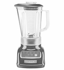 KitchenAid R-KSB1570OB 5-Speed Blender Crush Ice Diamond Pitcher Onyx Black