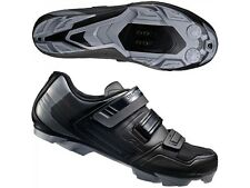 Shimano SH-XC31 Mountain Bike MTB XC Off Road Shoes Black - 43 (US 9.0)