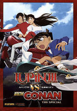 Lupin the 3rd Vs Detective Conan TV Special, New DVDs