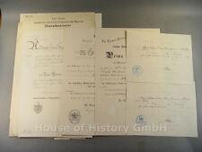 3196, Nachlass IR 14, Eisernes Kreuz I+II, RAO 4., MVO 2+4-Kl., HH+HB Hanseaten