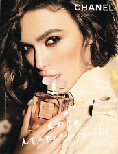 PUBLICITE ADVERTISING 035  2011  CHANEL  parfum COCO MADEMOISELLE