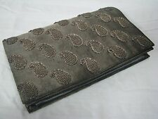 Vintage GREY HANDBAG made in India