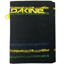 Dakine Vert Rail Mens Mans Boys Ripper Bandon Style Wallet Black Tri Fold