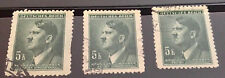 ~~VINTAGE TREASURES~~ Lot 122c - Collection of WWII  German Stamps