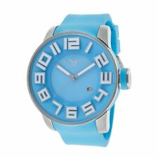 Swiss Legend 30427-012 Men's Airbourne Light Blue Silicone & Dial Watch