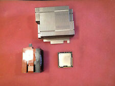 INTEL XEON SIX CORE 2.4GHZ CPU KIT PROCESSOR DELL POWEREDGE R710 E5645 SLBW