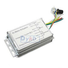 DC 12V 30A Motor Speed Control PWM HHO RC Controller for light lamp