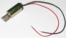Mini Pager and Cell Phone Vibrator Motor with Wires - 1 to 3 V DC - 2.2 Gram