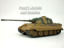 Tiger II German Heavy Tank 1/72 Scale Diecast Model