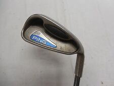 Ping G2 White Dot Single 4 Iron Ping i3+ Regular Flex Graphite Used Rh