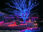 1.8m x 1.2m Chasing 200 Led Net / Curtain Window Light Indoor Christmas Xmas New