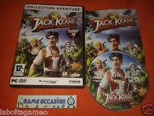 JACK KEANE PC DVD-ROM FR COMPLET