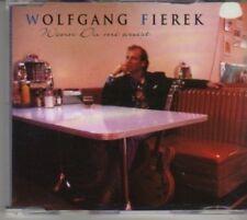 (BF511) Wolfgang Fierek, Wenn Du Mi Wuist - 1996 CD