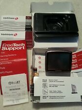Used TomTom ONE 140 Car GPS Navigation System US/CA maps