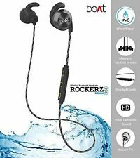 Boat Rockerz 230 In-Ear Bluetooth Headphone With Mic (Silver/Black)