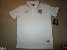 United States Soccer world cup Football Nike Jersey Boys Youth XL 18-20 NEW