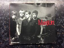 MANSUN Legacy CD 4 Track Extended Version Part 1 Digi Pack With Poster @@LOOK@@