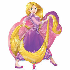 NEW! Disney Princess Rapunzel Birthday Party SuperShape Jumbo Foil Balloon