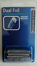REMINGTON sp85 di ricambio a doppia lamina Pack per ms2491 & ms2492