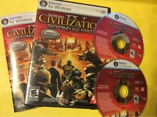 Sid Meier's Civilization IV: Beyond the Sword (PC, 2007)  FREE Shipping