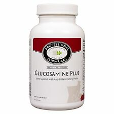 GLUCOSAMINE PLUS JOINT MUSCLE TISSUE PAIN BACK KNEE NECK SORENESS INFLAMMATION