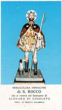 santino-holy card*S.ROCCO-ACQUARO DI COSOLETO