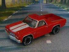 1970 70 Chevrolet El Camino SS 454 V-8 Cowl Induction 1/64 Scale Limited Edit D