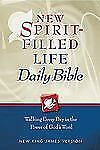 New Spirit-Filled Life Daily Bible